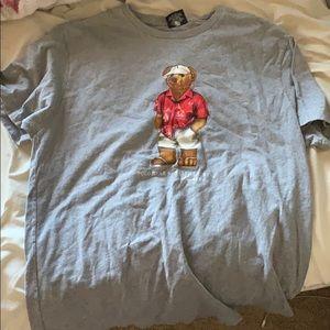Polo Bear by Ralph Lauren T shirt Men's Large